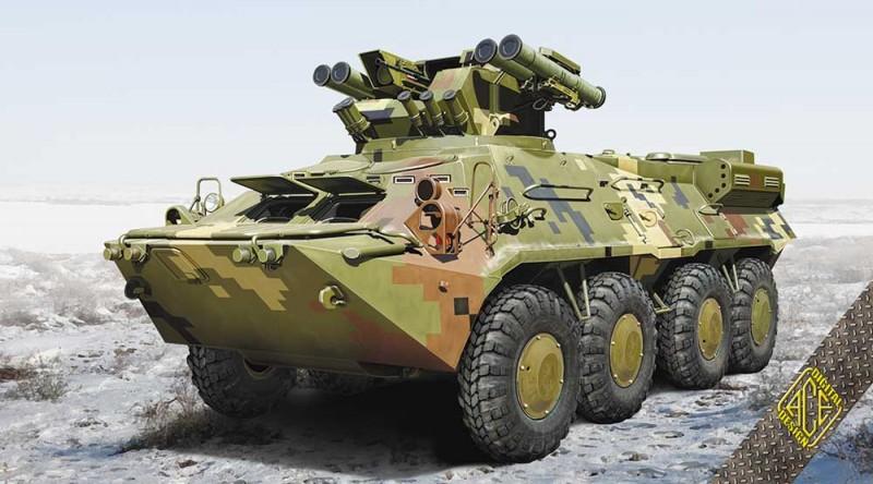 BTR-3RK AT APC