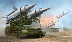 "Soviet 2K11A TEL w/9M8M Missile""Krug-a"" (SA-4 Ganef)"