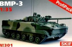BMP-3 Soviet infantry machine (updated kit)