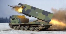 M270/A1 Multiple Launch Rocket System- Finland/Netherlands