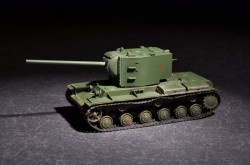 Russian KV-2 with 107mm zis-6