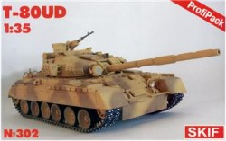 T-80UD with pe parts from Eduard