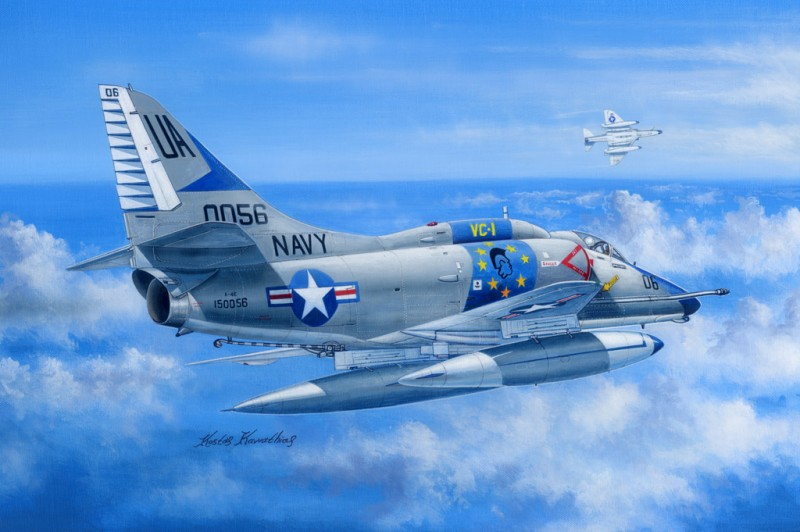 A-4E Sky Hawk