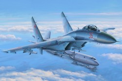 Su-27 Flanker Early