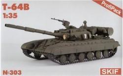 T-64B Soviet main battle tank, profipack