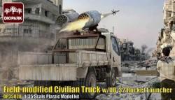 Filed-Modified Civilian Truck w/UB-32 Rocket Launcher