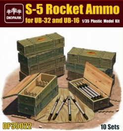 S-5 Ammo Box for UB-32 and UB-16