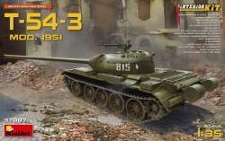 T-54-3 Mod.1951 Interior Kit