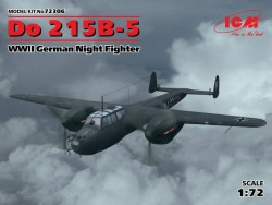 Do 215B-5 WWII German Night Fighter