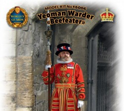 """Yeoman Warder """"Beefeater"""""""