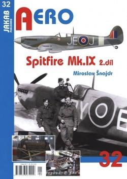 Aero 32 - Spitfire Mk.IX 2.díl