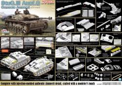 StuG.III Ausf.G Concrete Armored w/Zimmerit
