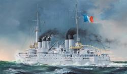 French Navy Pre-Dreadnought Battleship Condorcet
