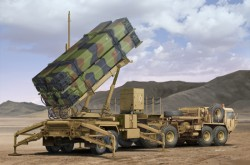 M983 HEMTT & M901 Launching Station oMIM -104F Patriot SAM System(PAC-3)
