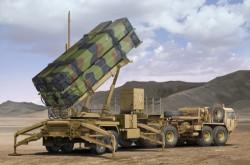 M983 HEMTT & M901 Launching Station oMIM -104F Patriot SAM System(PAC-3)