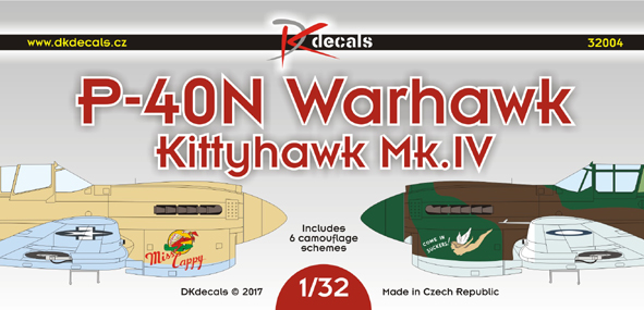 P-40N Warhawk, Kittyhawk Mk.IV