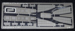 Su-27/30 Louvres and Meshes