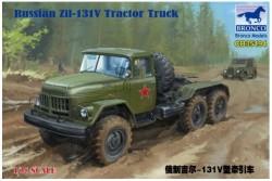 Russian Zil-131V Tractor Truck