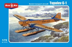 Soviet transport aircraft Tupolev G-1