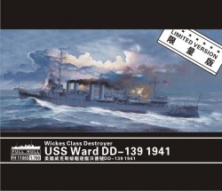 Wickes Class Destroyer USS Ward DD-139 deluxe edition