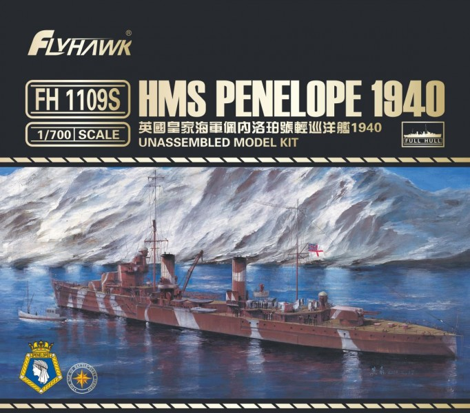 HMS Penelope 1940(deluxe edition)