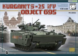 BMP Object 695 Kurganets-25