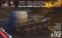 VK 72.01 (K) - German WWII heavy prototype tank