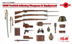 Turkich Infantry Weapons&Equipment