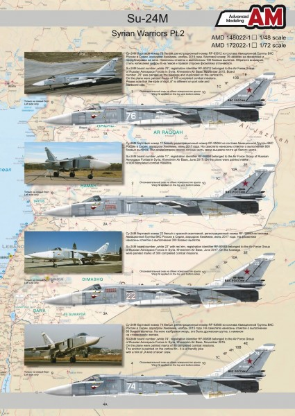 Su-24M Syran Warriors Part 2