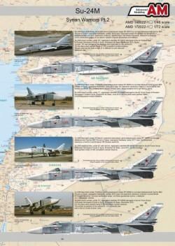 Su-24M Syran Warriors Part 2
