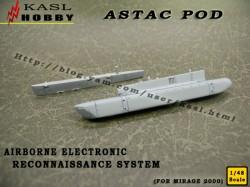 MIRAGE-2000 ASTAC ELINT SYSTEM