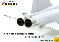 F-5E Exbaust Nozzles