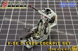 F-5E TIGER II C Type Cockpit Set Ejection Seat [Improved]