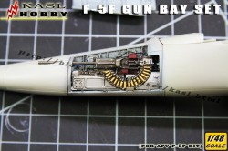 F-5F TIGER II  Gun Bay Set