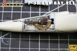F-5F TIGER II  Gun Bay Set