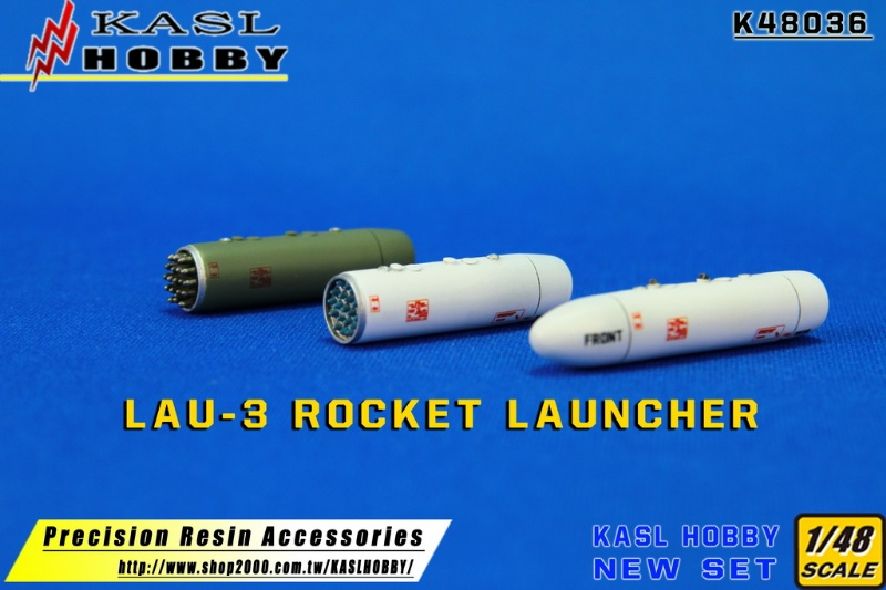 LAU-3/A Rocket Launcher  (2 Kits)