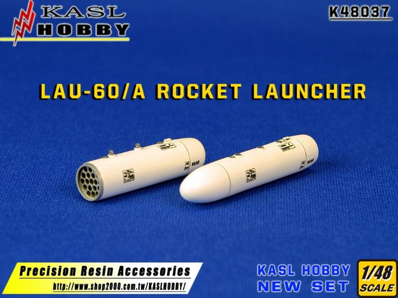 LAU-60/A Rocket Launcher  (2 Kits)