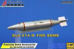 BLU-27A/B Fire Bomb  (2 Kits)