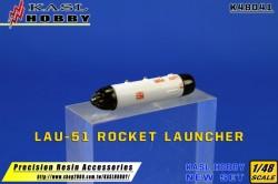 LAU-51/A Rocket Launcher