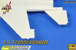 F-16 F-2 Static Discharger