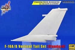 F-16A/B Vertical Tail Set [Standard]