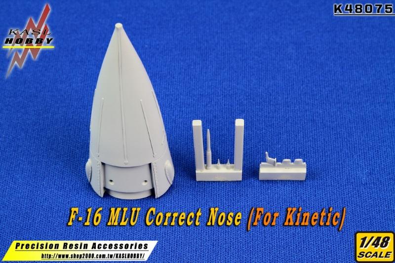 F-16 MLU Correct Nose
