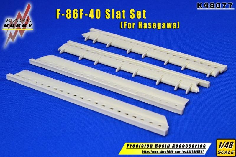 F-86F-40 Slat Set
