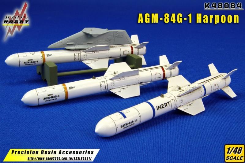 AGM-84G-1 Harpoon