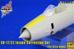 SU-17/22 Intake Correction Set