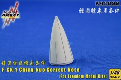F-CK-1 Ching-kuo Correct Nose