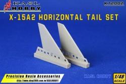 X-15A2 Horizontal Tail Set