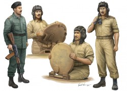 Iraqi Tank Crew