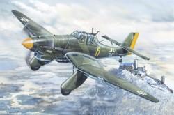 Junkers Ju-87A Stuka