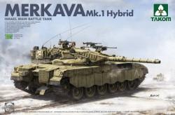 Merkava Mk.1 Hybrid